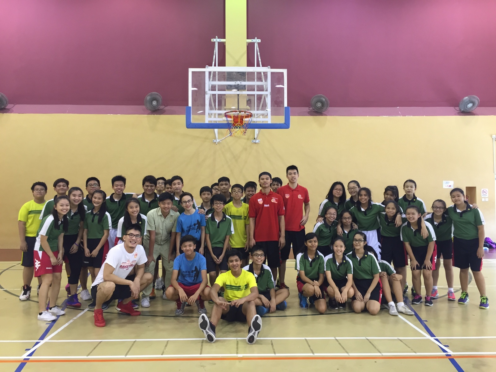 Pasir-Ris-Secondary-School-Basketball-Clinic