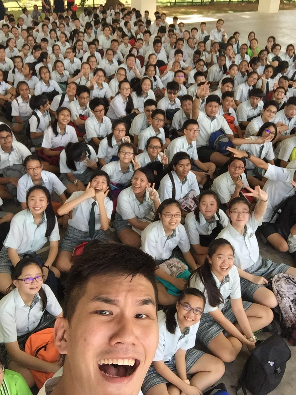 Selfie-Evergreen-Secondary-School-24-5-2016