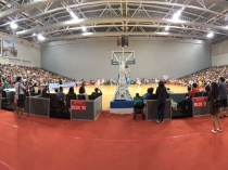 Full House End View OCBC Arena Game 3 ABL Finals