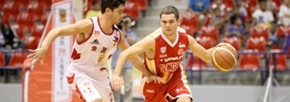 Beermen on Top Following 80-69 Win Over Slingers