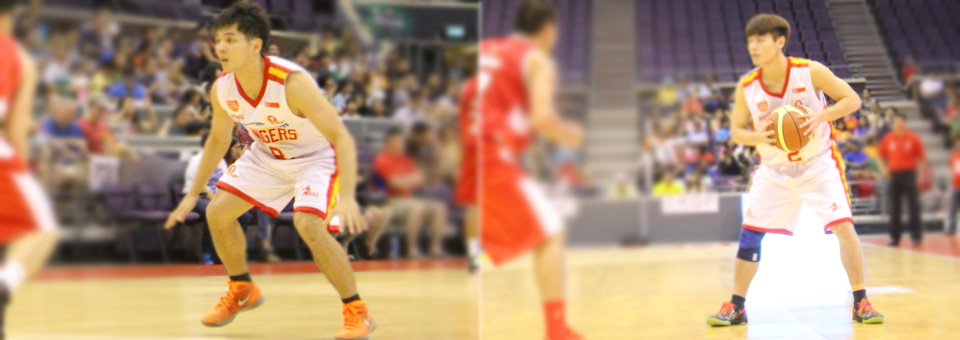 Slingers Sign Local Duo Wei Long & Desmond