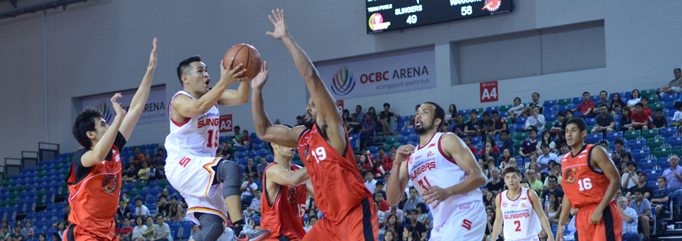 Slingers' Shooting Woes Leads to Warriors Victory