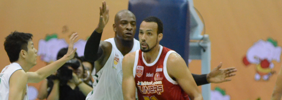 Hi-Tech Bangkok City puts 7 Game Win Streak Against Slingers