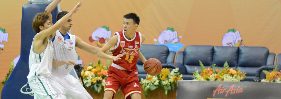 Hi-Tech Bangkok City Capitalise on Slingers Collapse