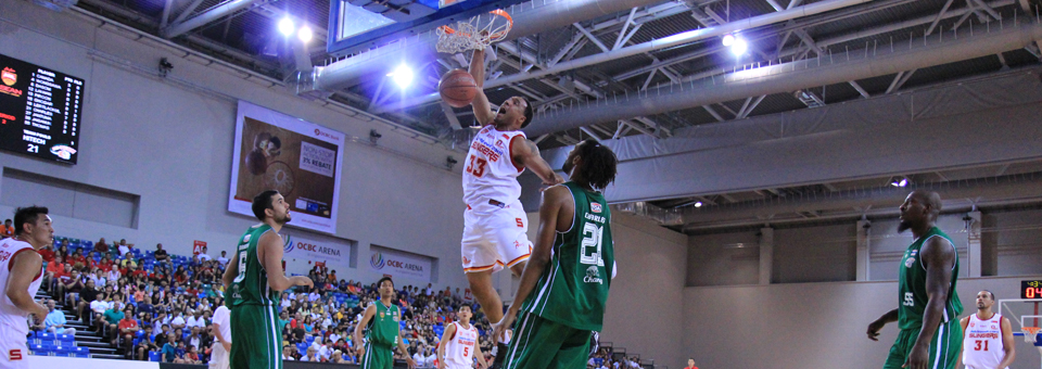 Lowhorn Scores Season-High 35 Points as Slingers Break Bangkok Streak