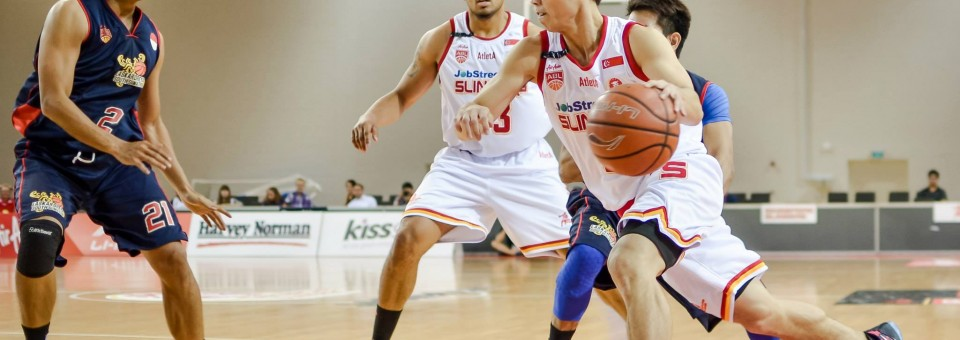 Hot Shooting Slingers Out Gun Laskar Dreya 96-73