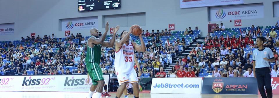 Jobstreet.com Singapore Slingers Improve Record to 9-5 With Win Over HI-TECH Bangkok City