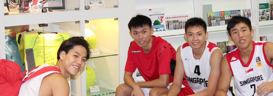 Singapore Sports Institute offers Team Singapore Athletes the very best in Facilities and Support
