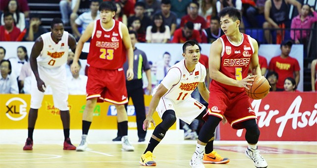 Singapore Slingers def Saigon Heat 86-74