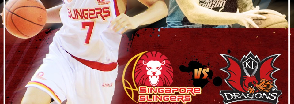 Slingers & Dragons clash at OCBC Arena this Sunday