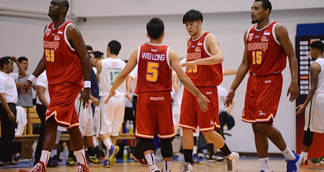 Singapore Slingers Look to Bounce Back from First Defeat in 11 Games
