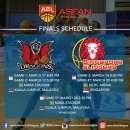 2015-16 ABL Finals Set to Tip-off on Friday Night