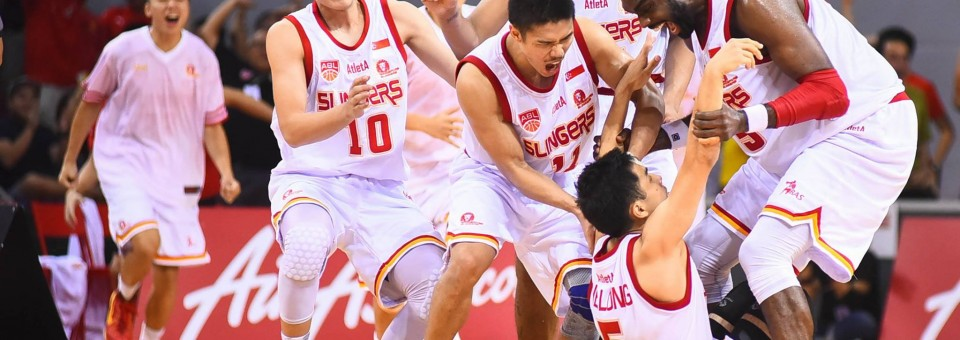Singapore Slingers Force ABL Finals Series to Game 5 Decider