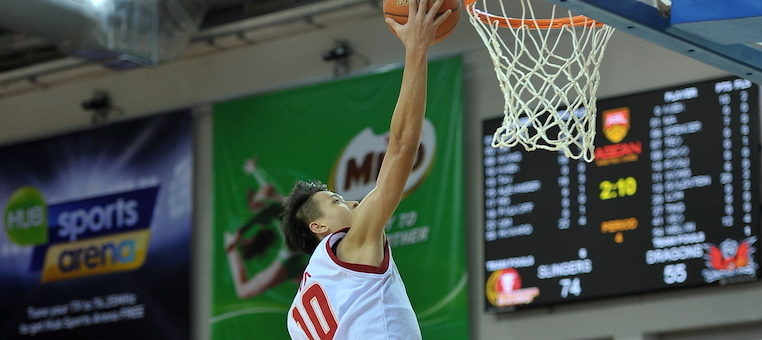 Kwek posts career high in Slingers victory