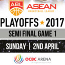Singapore Slingers set to face Alab Pilipinas in 2016-17 ABL Semi Finals