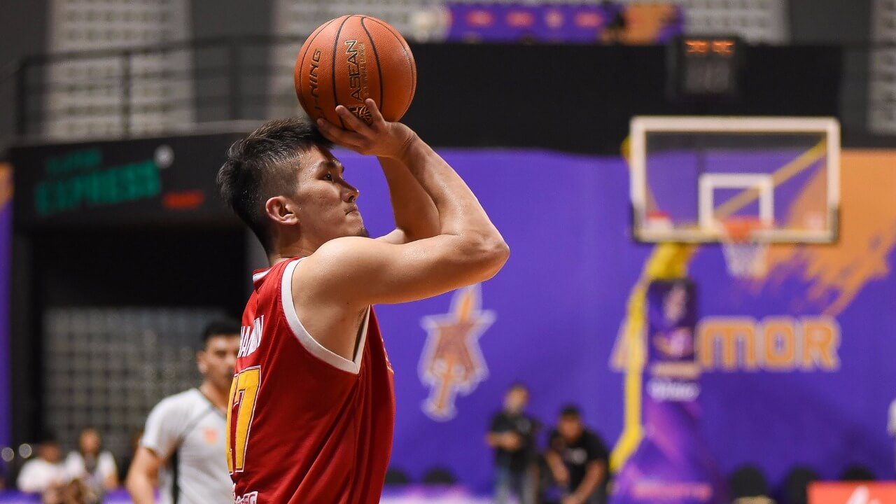 Slingers Grab Second Straight Road Victory 92-81 in Indonesia