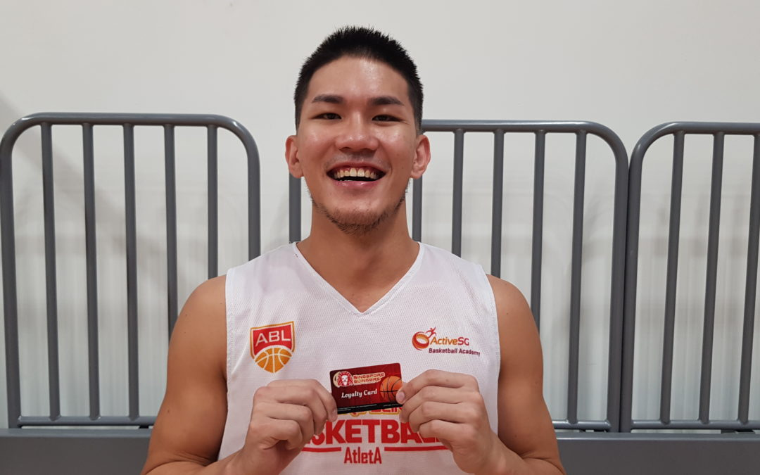 Singapore Slingers launch Loyalty Card, giving holders access to great discounts