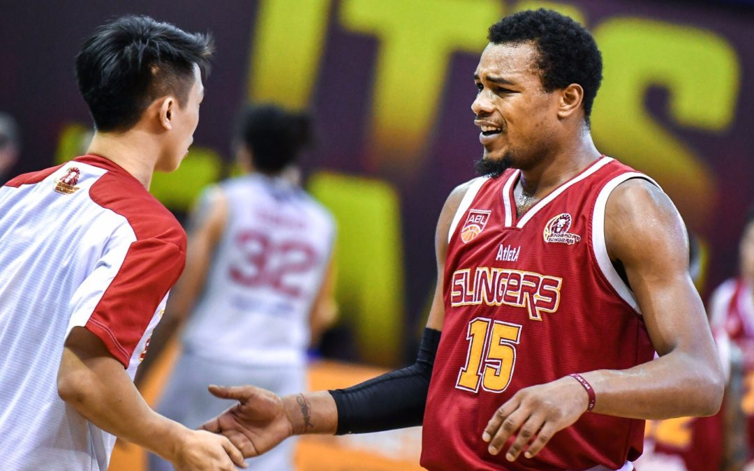 Singapore Slingers Escape Saigon Heat in First Preseason Game