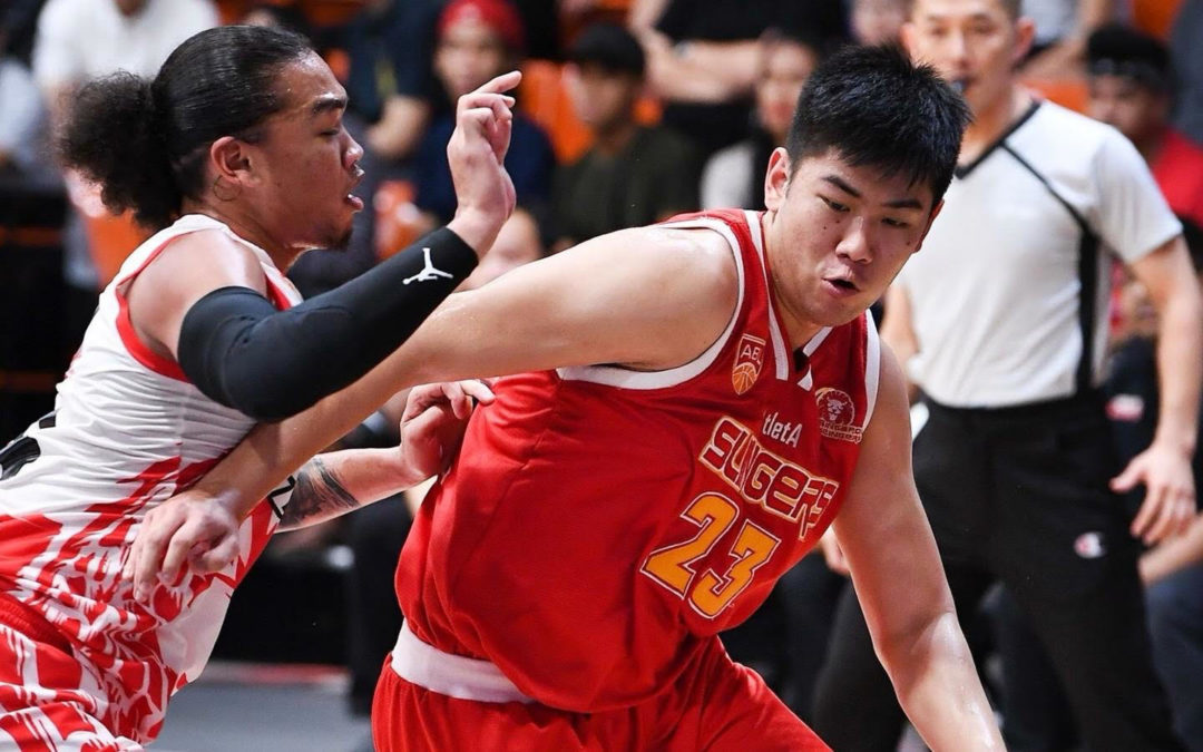 Young, Slingers Stretch Win Streak to Three At Expense of Dragons
