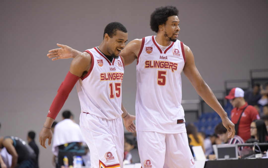 Slingers Bag Second Straight Win in Rout of Dragons