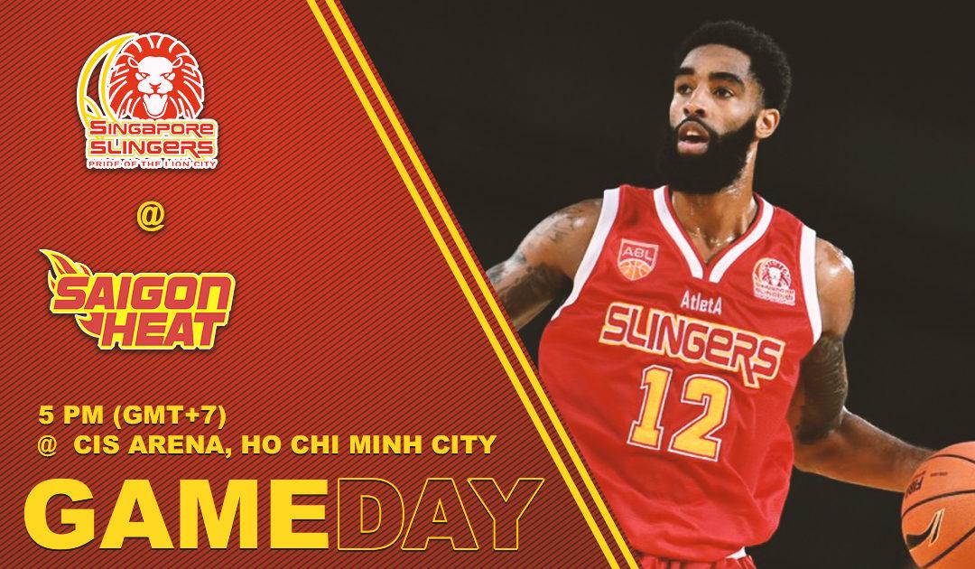 Game Preview: Saigon Heat vs Singapore Slingers