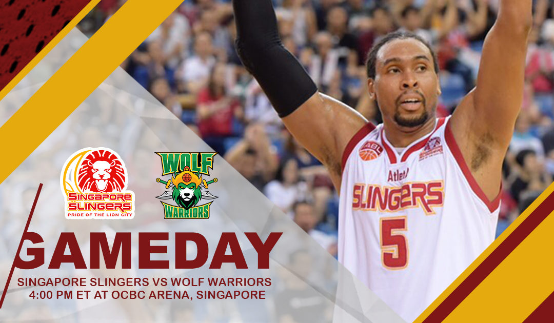 Game Preview: Singapore Slingers vs Wolf Warriors