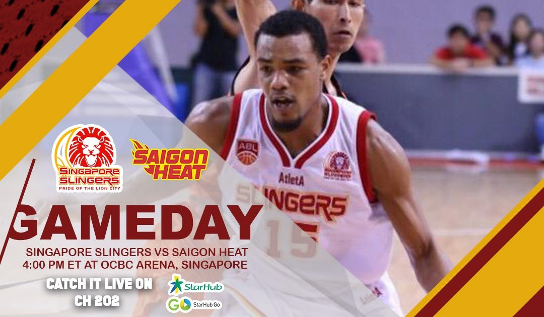 Game Preview: Singapore Slingers vs Saigon Heat