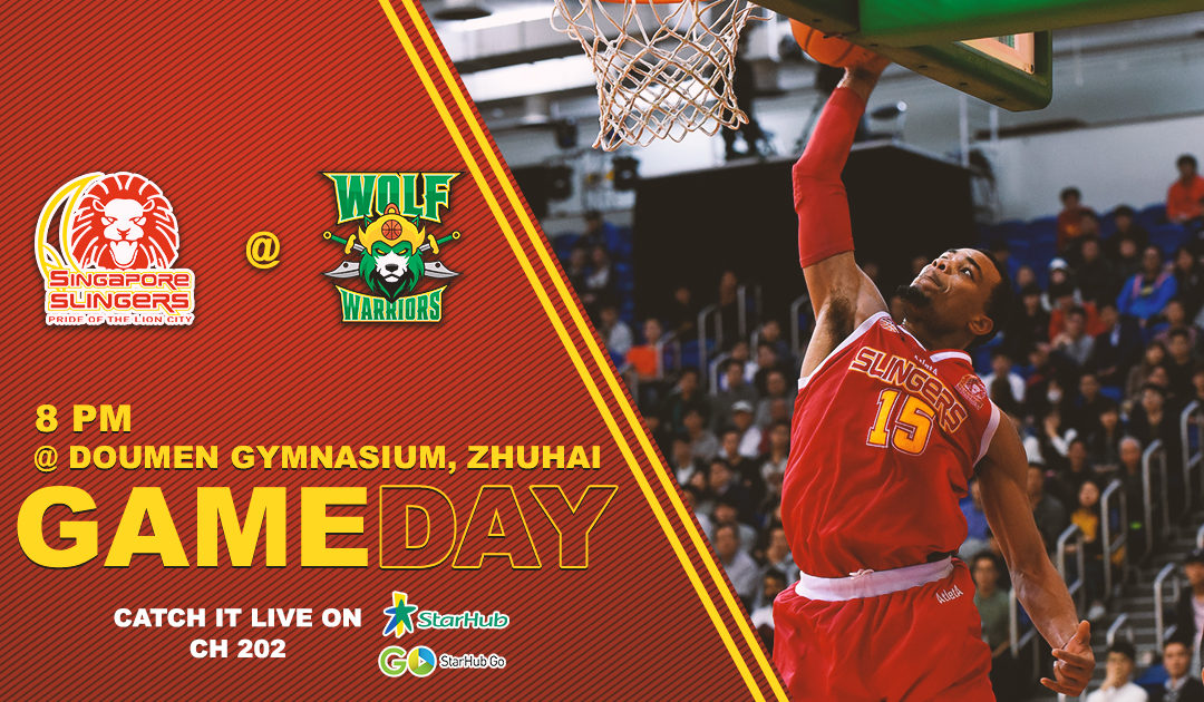 Game Preview: Wolf Warriors vs Singapore Slingers