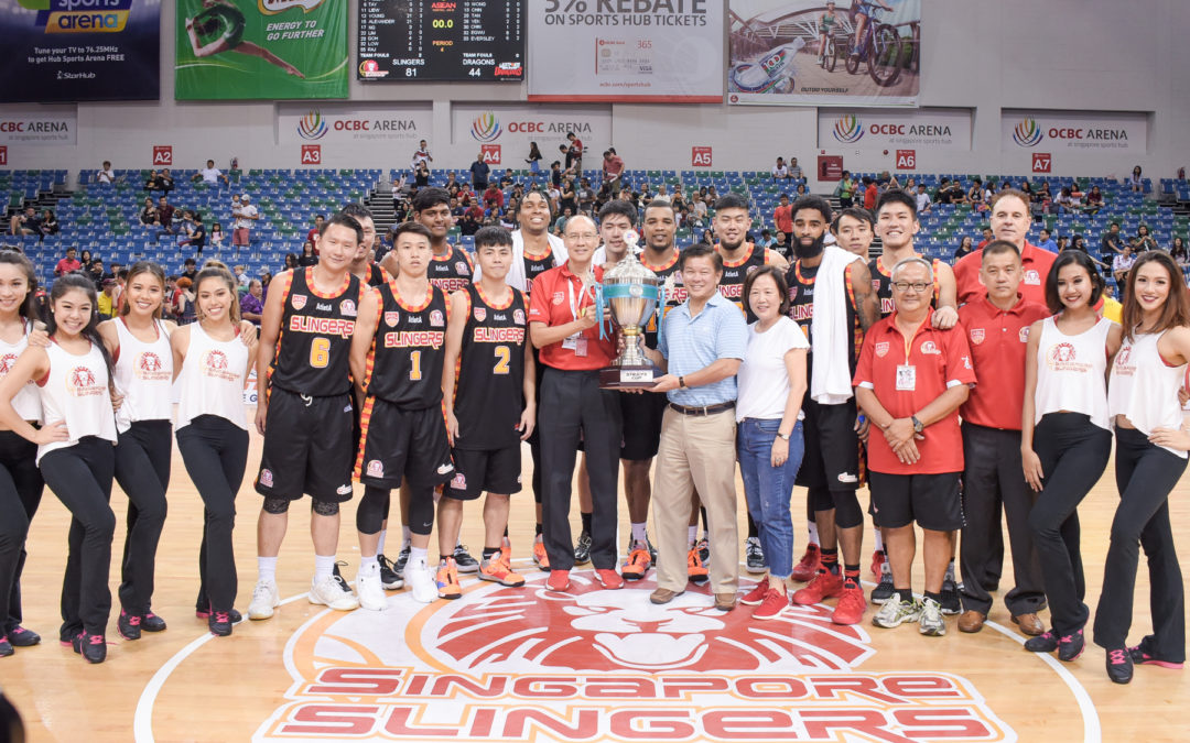 How Sweep It Is! Slingers Dominate Dragons to Win Straits Cup Trophy