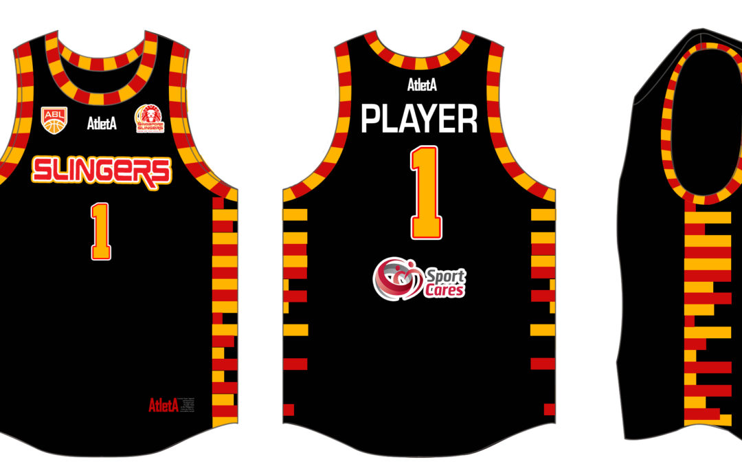 BID FOR YOUR FAVOURITE SLINGERS PLAYERS SPECIAL EDITION GAME JERSEY