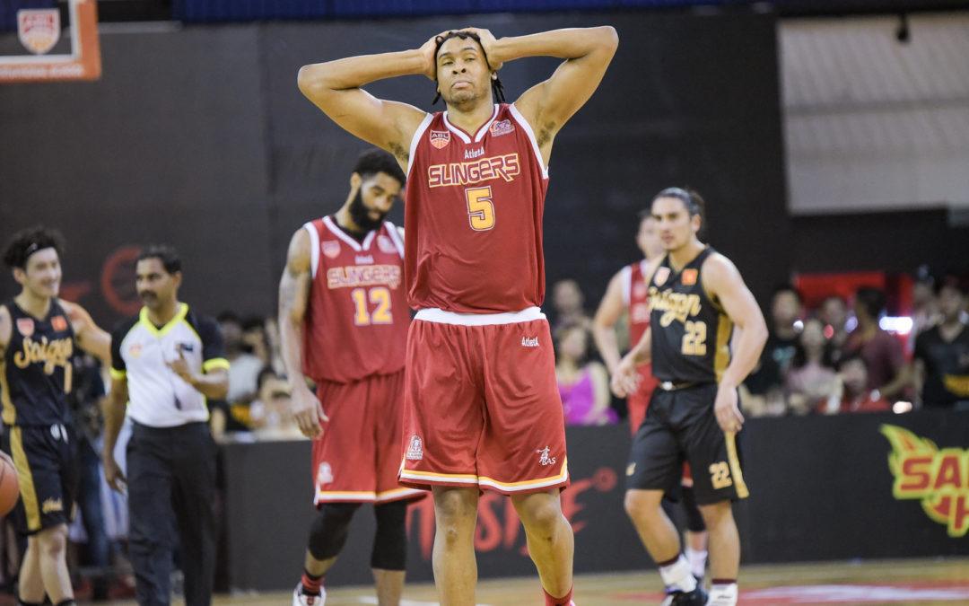 Error-prone Slingers Lose To Heat For The First Time This Season