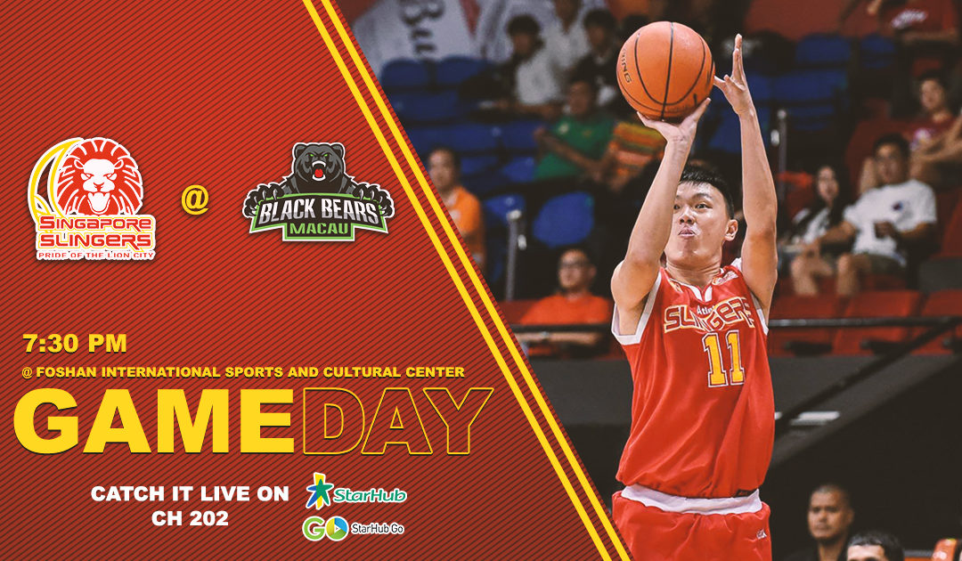 Game Preview: Macau Black Bears vs Singapore Slingers