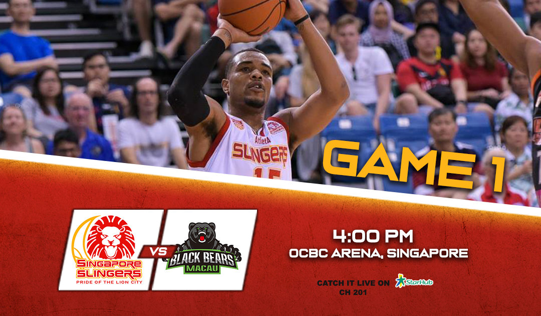 Game Preview: Singapore Slingers vs Macau Black Bears – Quarterfinals Game 1