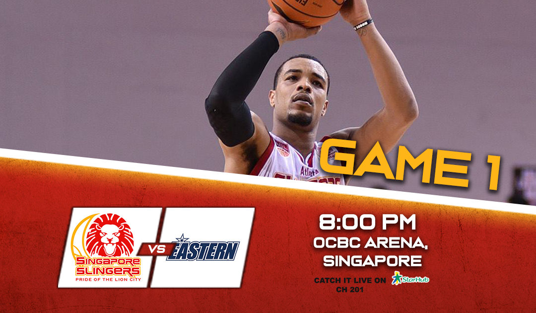 Game Preview: Slingers vs Eastern Semis Game 1