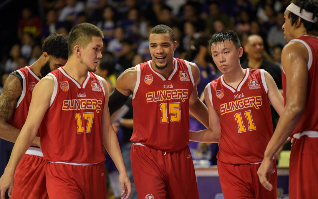 Slingers One Win Away From ABL Title