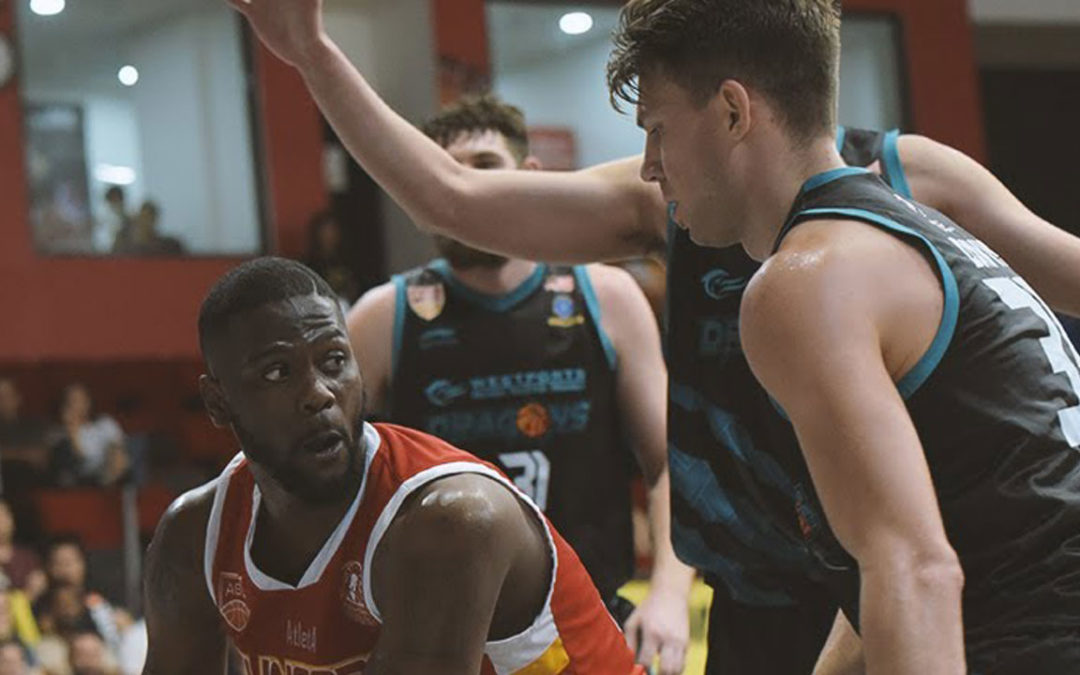 Slingers Fall Short, Lose Season Series Against Dragons