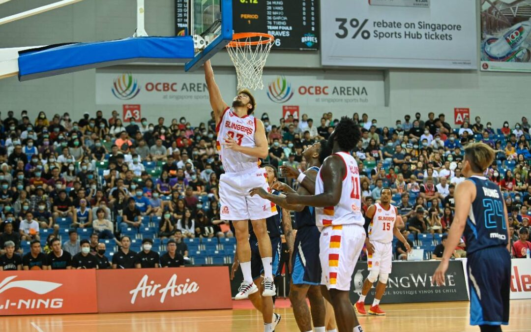 Singapore Slingers raring to go after Covid timeout