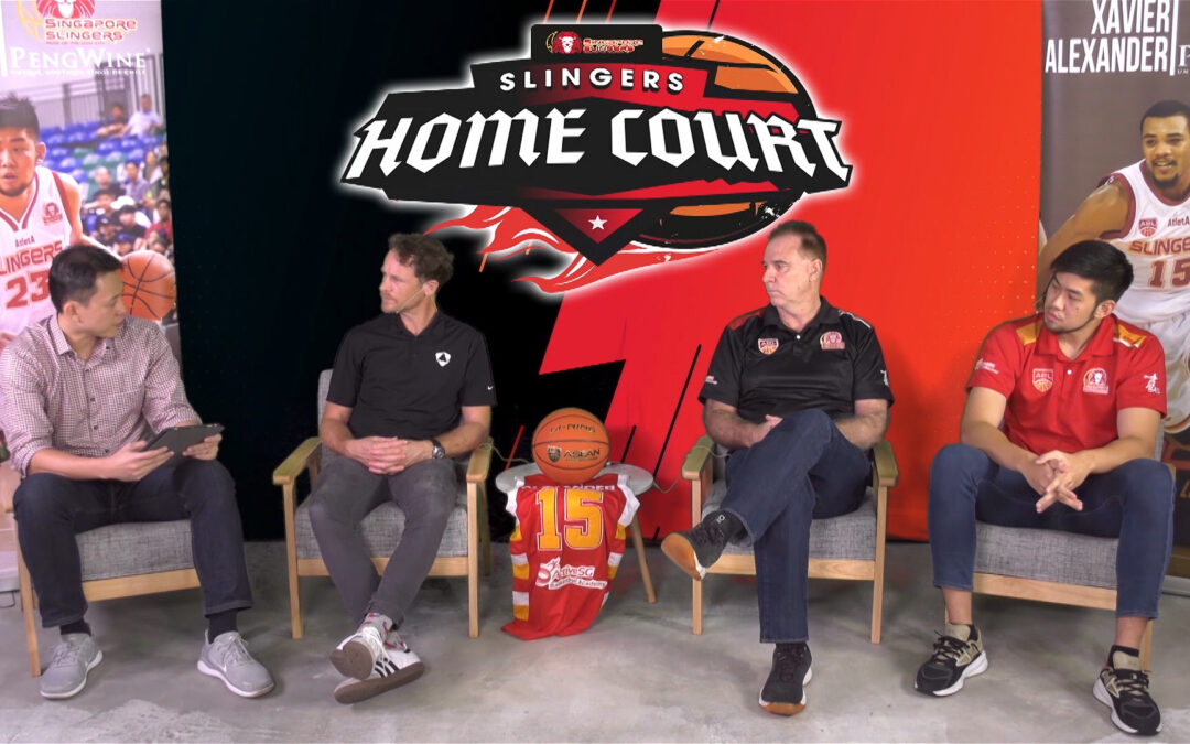 Slingers Home Court Episode 7: Slingers performance analysis with HUDL