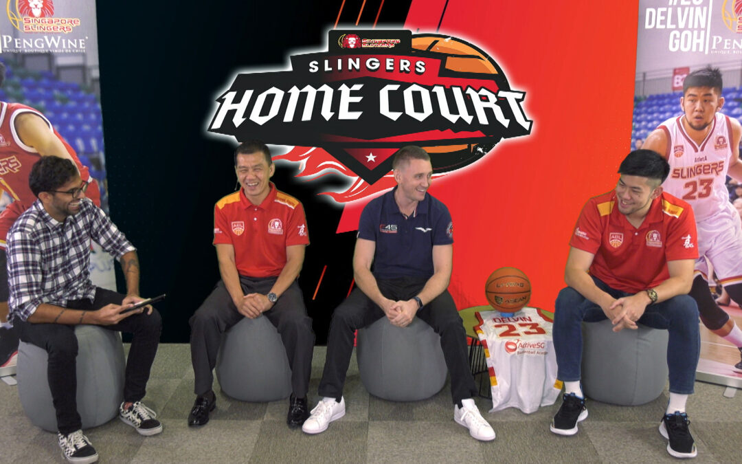 Slingers Home Court Ep 4: The Slingers Staying Fit at F45 Aljunied