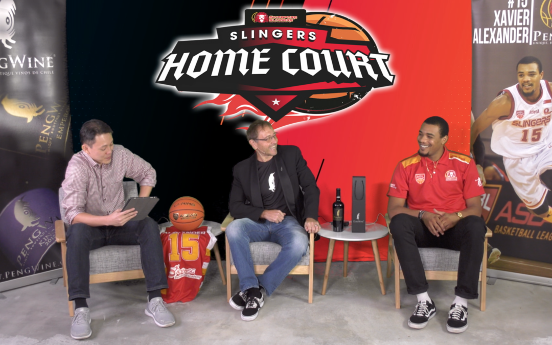 Slingers Home Court Episode 6: Partnership with PengWine